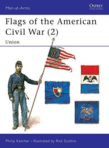Flags of the American Civil War (2) : Union