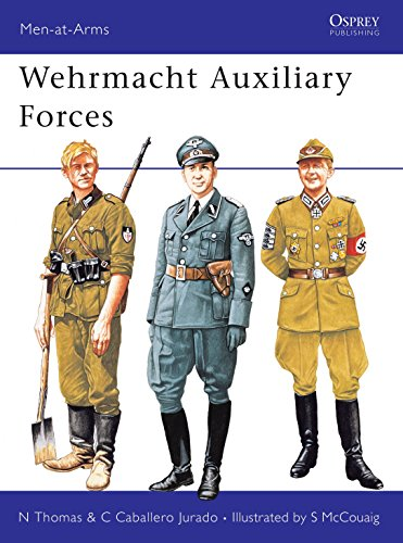 Wehrmacht Auxiliary Forces (Men-at-Arms): Thomas, Nigel