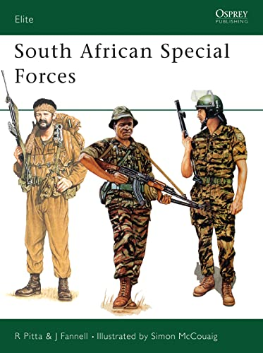 9781855322943: South African Special Forces (Elite)