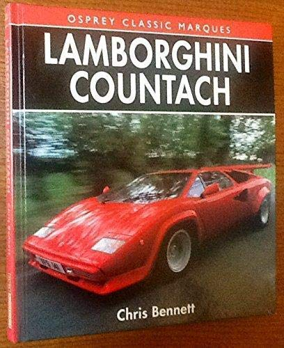 Lamborghini Countach: Chris Bennett