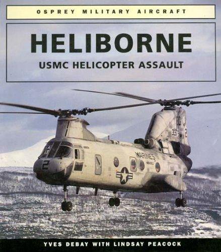 9781855323117: Heliborne: Usmc Helicopter Assault