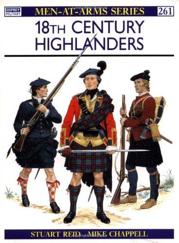 18th-Century Highlanders (Men-at-Arms): Reid, Stuart