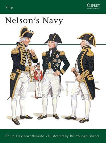 9781855323346: Nelson's Navy (Elite)