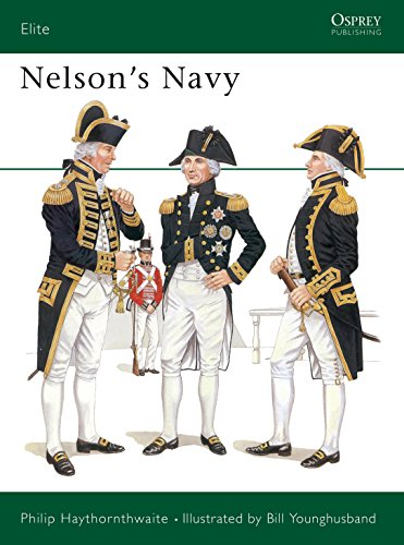 Nelson's Navy (Elite) (9781855323346) by Philip Haythornthwaite