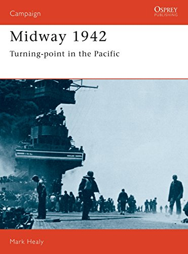 9781855323353: Midway 1942: Turning Point in the Pacific (Campaign)