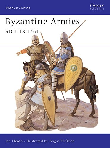 9781855323476: Byzantine Armies AD 1118–1461 (Men-at-Arms)