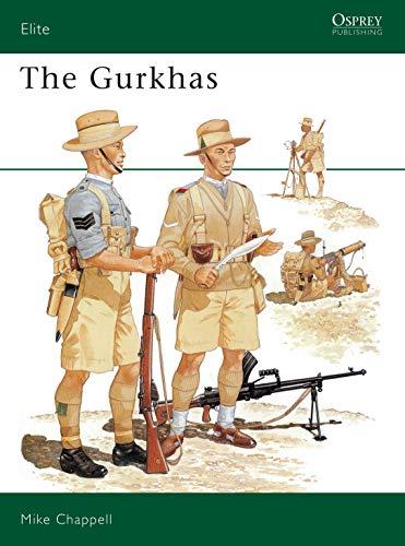 9781855323575: The Gurkhas [Osprey Military] [Elite Series]