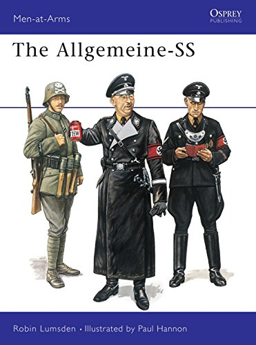 9781855323582: The Allgemeine-SS (Men-At-Arms Series, 266)