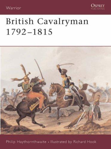 British Cavalryman 1792-1815 (Warrior) (1855323648) by Philip Haythornthwaite