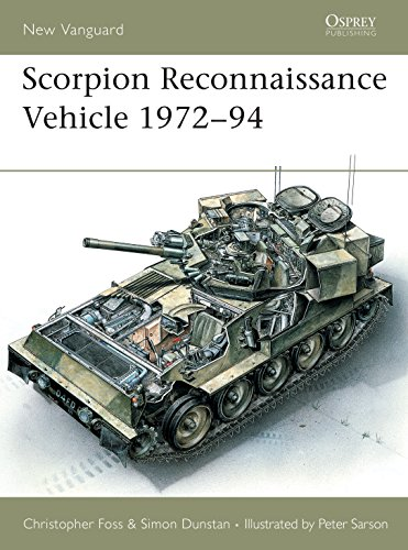 9781855323902: Scorpion Reconnaissance Vehicle 1972-94