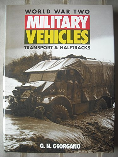 9781855324060: World War Two Military Vehicles