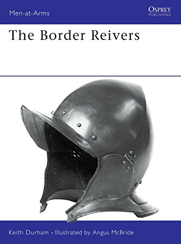 The Border Reivers Men-at-arms Series