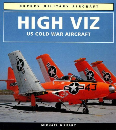 9781855324503: High Viz: Us Cold War Aircraft