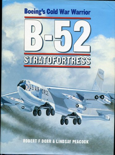9781855324527: B-52 Stratofortress: Boeing's Cold War Warrior (Osprey modern military)