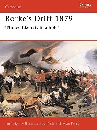 9781855325067: Rorke's Drift 1879: 'Pinned like rats in a hole' (Campaign)