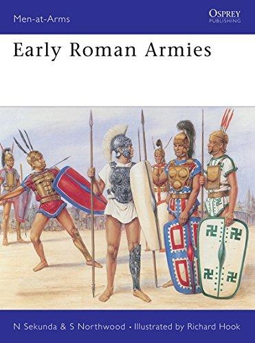 Early Roman Armies: Sekunda, Nick & Richard Hook