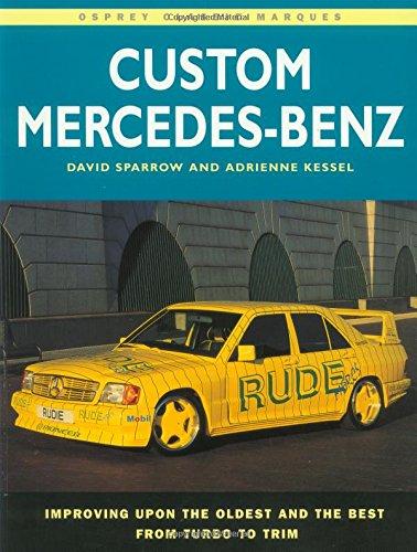 9781855325173: Custom Mercedes-Benz (Osprey Classic Marques)
