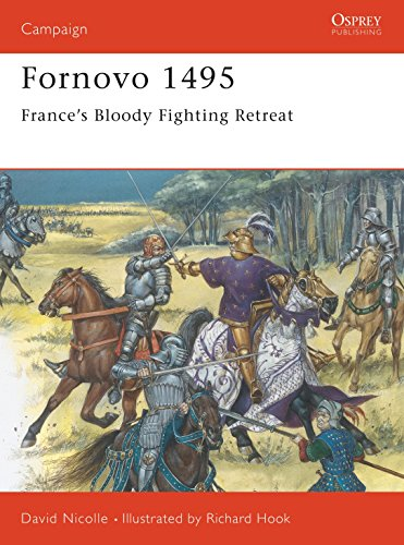 9781855325227: Fornovo 1495: France's Bloody Fighting Retreat