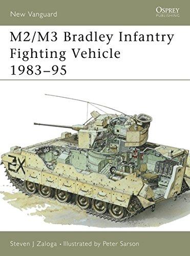 M2/M3 Bradley Infantry Fighting Vehicle 1983-95 (New Vanguard): Zaloga, Steven
