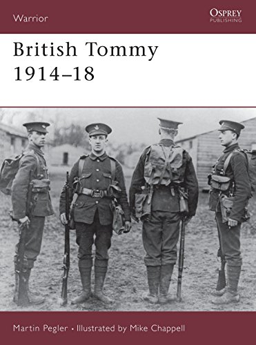 TheBritish Tommy 1914-18 by Chappell, Mike (: Chappell, Mike