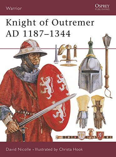 9781855325555: Knight of Outremer AD 1187-1344 (Warrior)