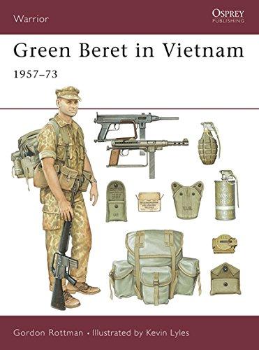 9781855325685: Green Beret in Vietnam: 1957-73 (Warrior)