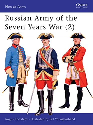 9781855325876: Russian Army of the Seven Years War (2) (Men-at-Arms)