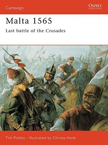 9781855326033: Malta 1565: Last Battle of the Crusades