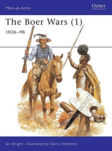 9781855326125: The Boer Wars (1): 1836-98 (Men-at-Arms) (v. 1)