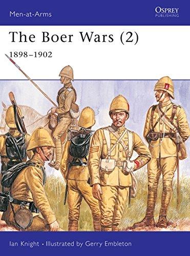9781855326132: The Boer Wars (2): 1898-1902 (Men-at-Arms Series #303) (v. 2)