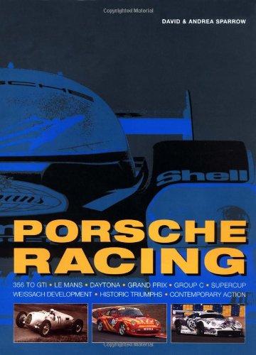 9781855326163: Porsche Racing