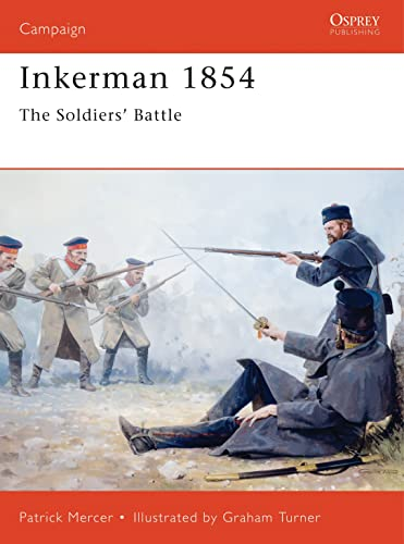 Inkerman 1854: The Soldiers' Battle (Campaign): Mercer, Patrick
