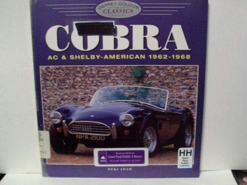 9781855326484: Cobra (Colour Classics)