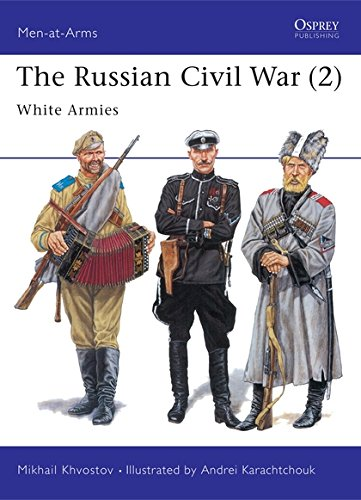 9781855326569: The Russian Civil War (2): White Armies (Men-at-Arms) (v. 2)
