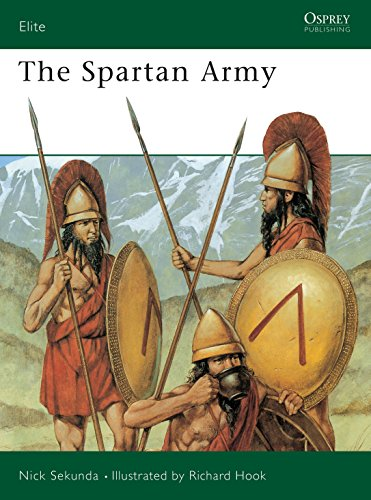 The Spartan Army (Elite 66): Sekunda, Nick