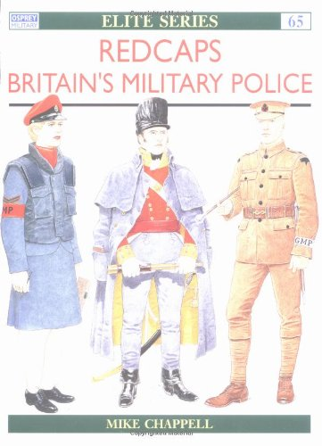 Redcaps: Britain's Military Police (Elite): Mike Chappell