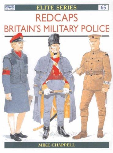 9781855326705: Redcaps: Britain's Military Police (Elite)