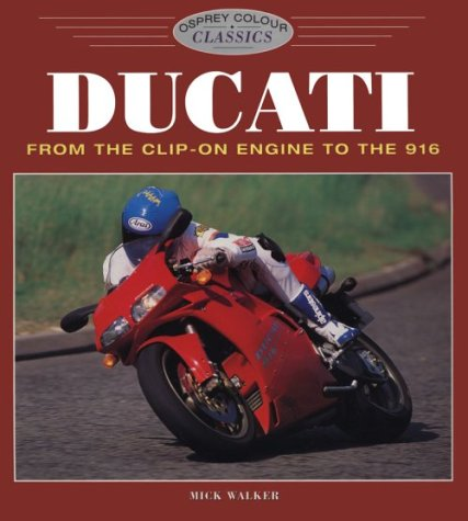 9781855326736: Ducati (Osprey Colour Classics)