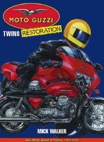 9781855326798: Moto Guzzi Twins Restoration (Motorcycle restoration)