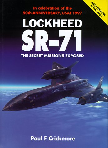 Lockheed SR 71 Revised Ed (General Aviation): Crickmore, Paul