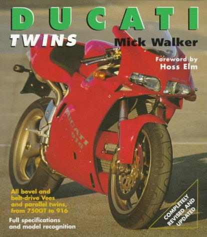 9781855327184: Ducati Twins