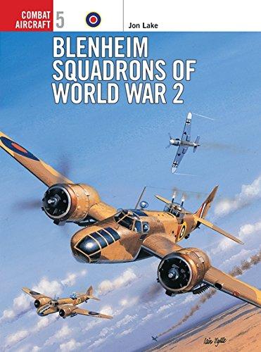 9781855327238: Blenheim Squadrons of World War 2 (Osprey Combat Aircraft 5)