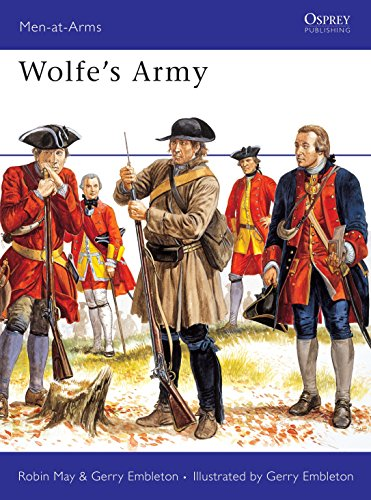 9781855327368: Wolfe's Army (Men-at-Arms)