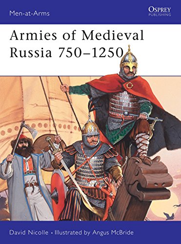 9781855328488: Armies of Medieval Russia 750-1250 (Men-at-Arms)