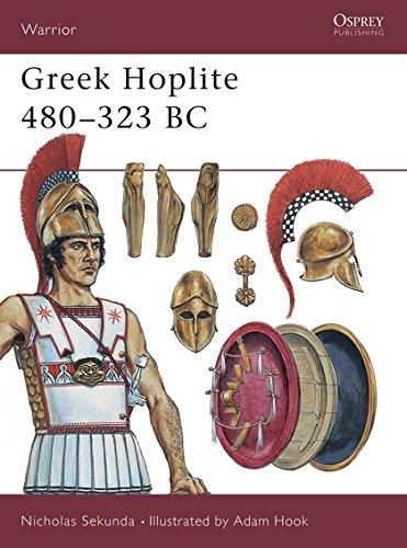 9781855328679: Greek Hoplite 480-323 BC