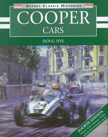 9781855329195: Cooper Cars (Osprey Classic Histories S.)
