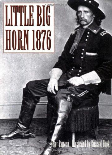 9781855329522: Little Big Horn 1876