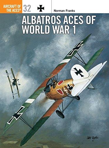 9781855329607: Albatros Aces of World War I (Osprey Aircraft of the Aces No 32)