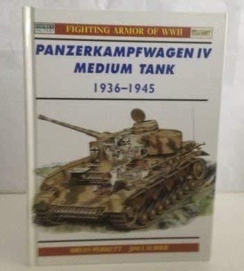 Panzerkampfwagen IV Medium Tank 1936-1945: Perrett, Bryan {Text By} With Lee Johnson {Editor}