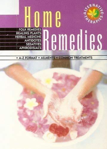 Home Remedies: E. M KIRKPATRICK